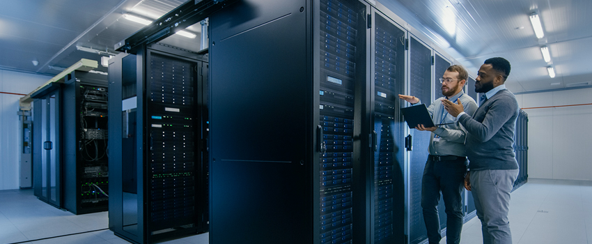 Evaluate the efficiency of your current data center and project future capacity needs.