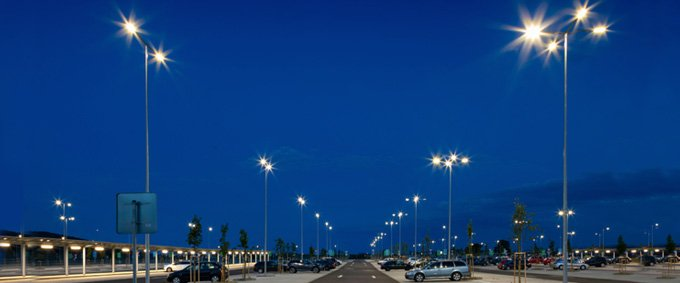 Energy Solution Trends Smart Streetlights