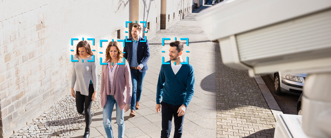 Facial recognition is considered the most natural of all biometric measurements.