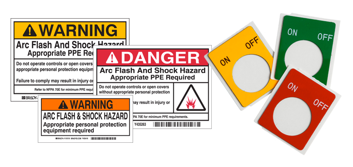 Examples of Labels Smart Printers Can Produce
