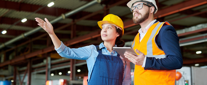 Employees Identifying Areas That Could Be Improved Through The Internet of Things (IoT)