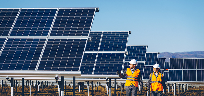 Big data is a trend to keep an eye on in the solar and renewable sector of the utility industry.