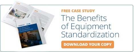 Free Case Study: The Benefits of Equipment Standardization
