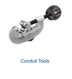 Conduit Tools