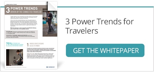 3 Power Trends for Travelers