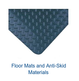 Floor Mats and Anti-Skid  Materials