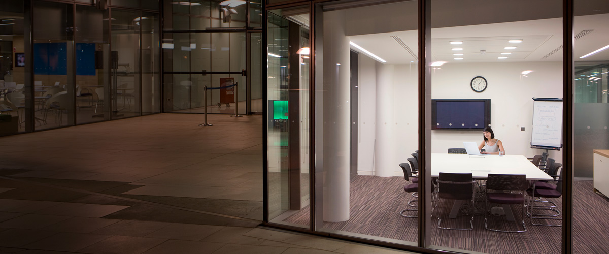 Next Generation Touchless Meeting Rooms Have Arrived